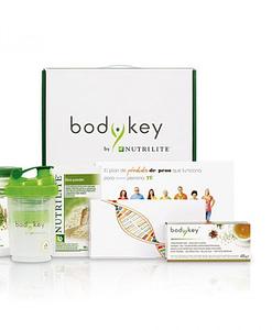 Kit bodykey™ - Programa de Control de Peso - Nutrilite - Nutrigenética